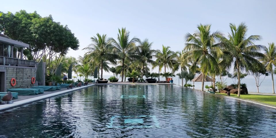 Vedana Lagoon Resort Pool