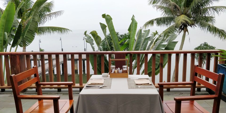 Vedana Lagoon Resort Restaurant