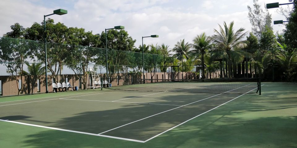Vedana Lagoon Resort Tennis Court