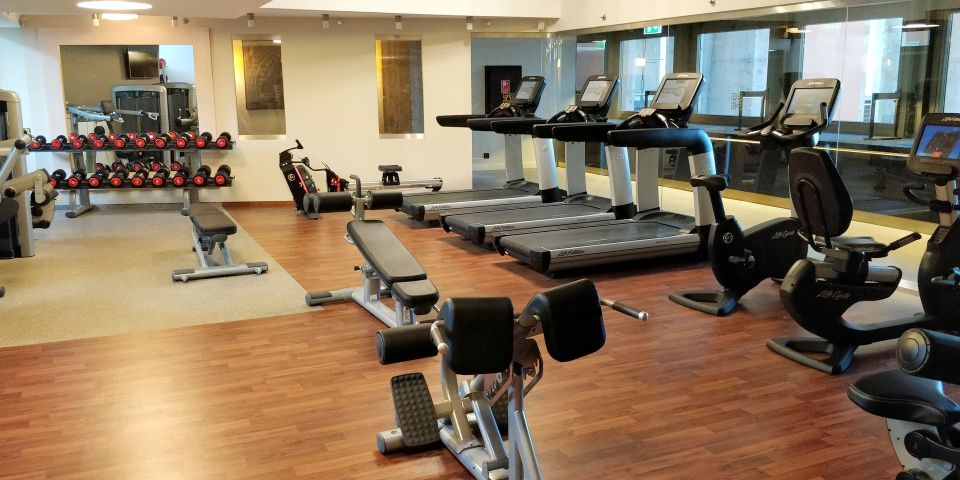 Hilton Budapest Old Town Fitness