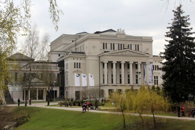 National Opera in Riga