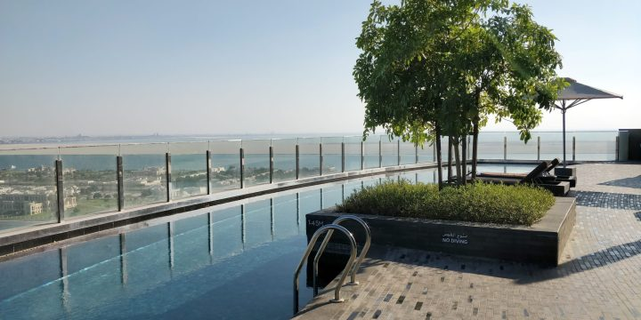 Andaz Capital Gate Abu Dhabi Pool