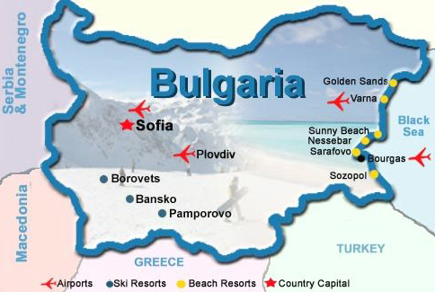 Из Ташкента на курорты Солнечной Болгарии: как добраться?