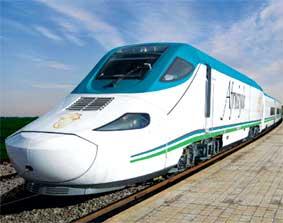 Высокоскоростной поезд «Afrosiyob» по Узбекистану