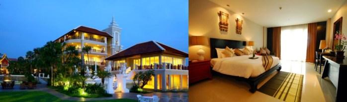 Рейтинг отелей 4* Таиланда Паттайя