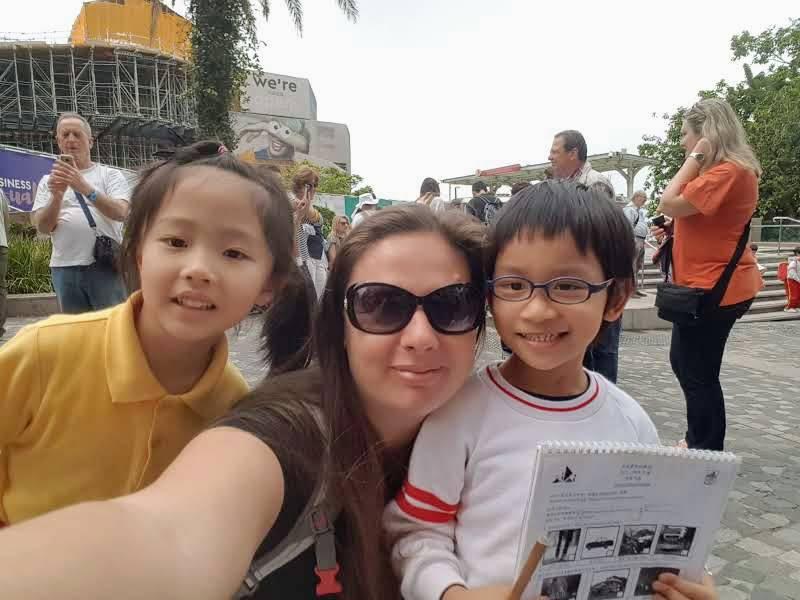 χονγκ κoνγκ selfie