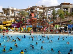 wild wadi waterpark is one of the best places to visit in dubai