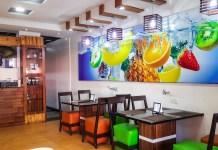 Dreamfield Juice and Salad bar