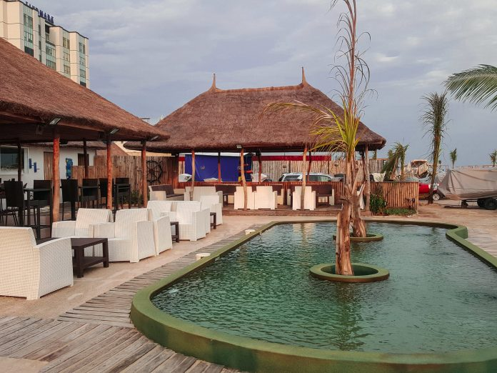 landmark beach bar