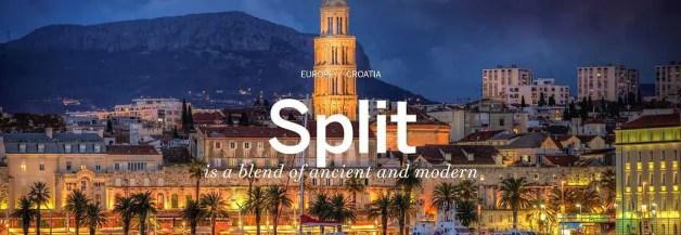 5 restaurants best split croatia