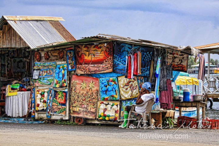 Bocas del Toro Caribbean Art Gallery