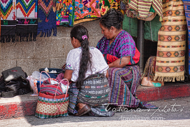 craft vendors in Panajachel Guatemala
