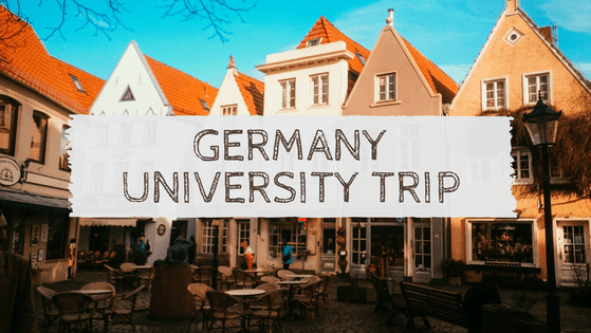 The University Trip i went to Germany and why you need visit| Travelweekli