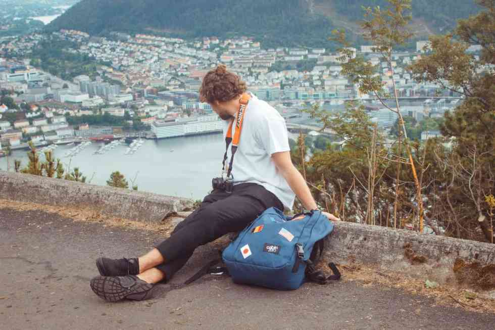 Why you need a Cabin Zero Bag in your life| Travelweekli