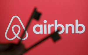 Airbnb's sentiments on knife-edge