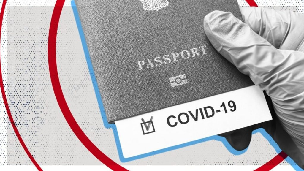 Most Brits favor more countries adopting vaccination passports