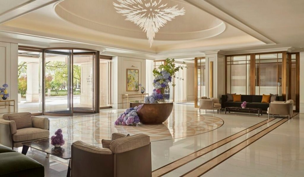 Carlton Tower Jumeirah in London to reopen