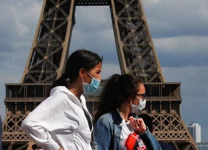 How COVID Impacted France Travel and Tourism in 2020