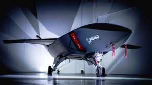 Boeing to build a new type of drone in Australia