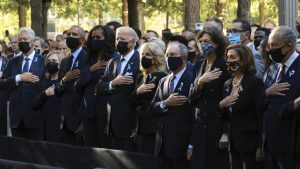 America remembers 9/11 victims 20 years after the terror attacks