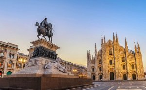Accelerating Recovery in New World at Aviation Event in Milan