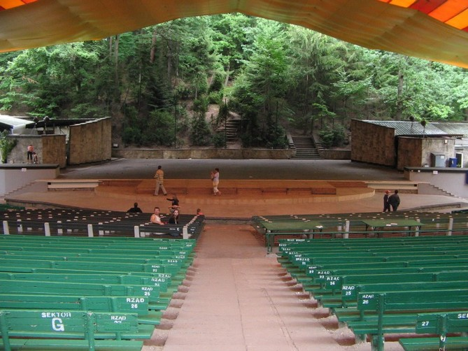 Forest Opera, Sopot