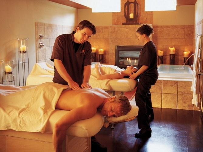 Sundara Inn & Spa, Wisconsin Dells, Wisconsin - Top Spas in the US