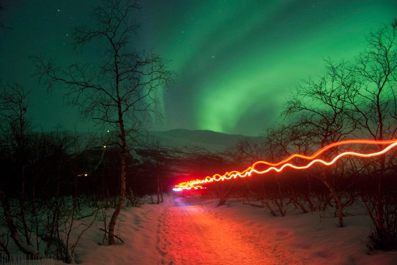 Abisko - Best Winter Destinations
