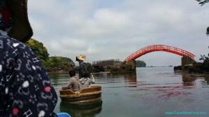 Tub Boat Rides Tarai-Bune Sado Island Japan