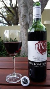 Pinotage 2015 African Java