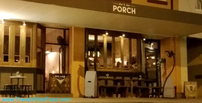 Porch and Parlour Restaurant