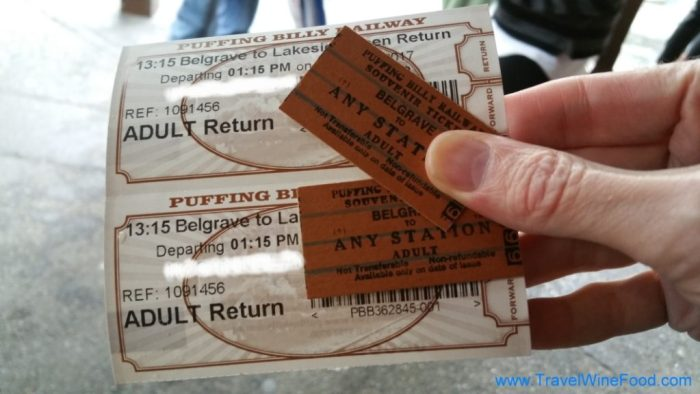 Puffing Billy Tickets