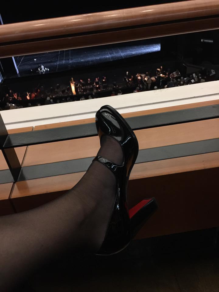 Mary & Jane:  At The Opera