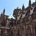 Strasbourg Cathedral of Notre-Dame and The Astronomical Clock