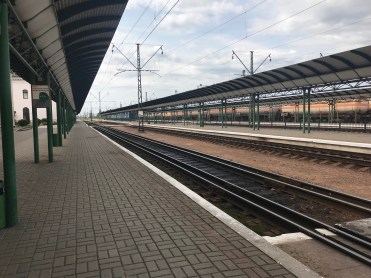 Umm Where Did My Train Go? With My Shoes? – Travel, Wine & Shoes