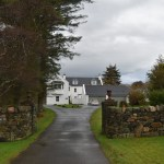 Dalzie Apartment ~ Peinmore House ~ Isle of Skye