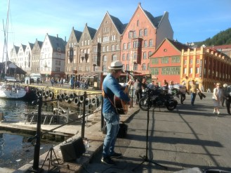 Bryggen..a landmark of Bergen..