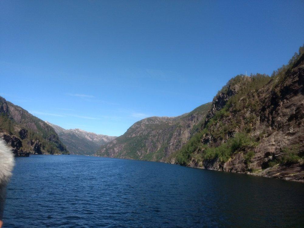 Bergen Fjords,Norway,Scandinavia