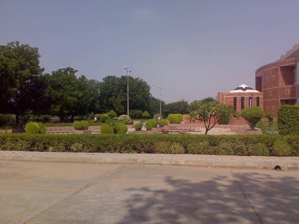 The new library complex, BITS, Pilani