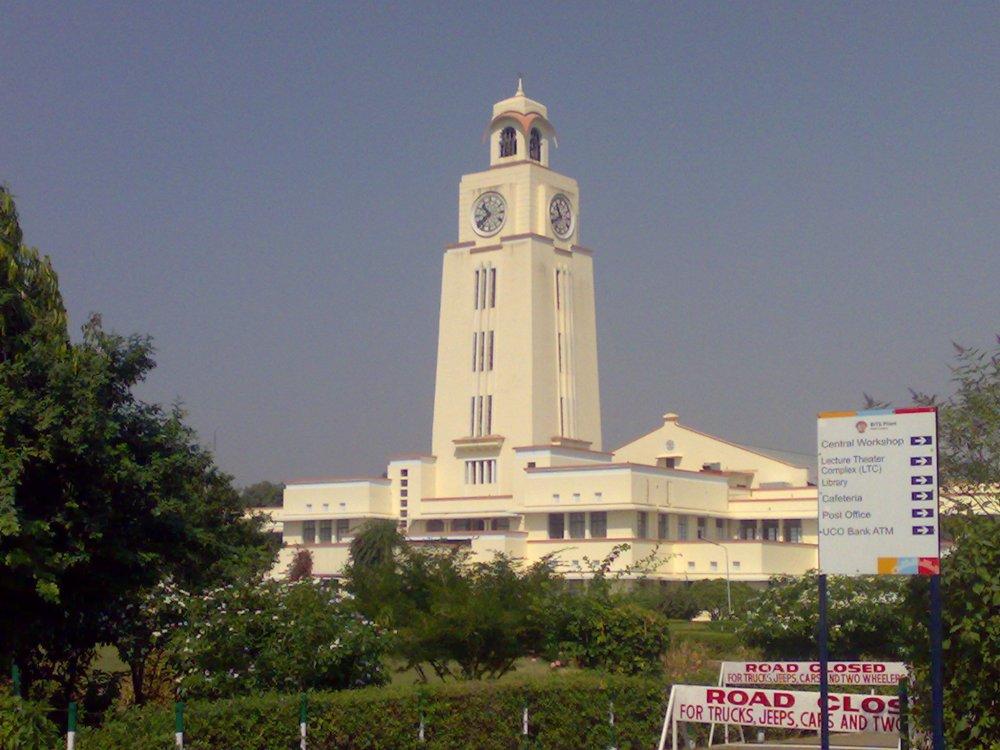 Birla Institute of Technology & science, Pilani. Vidya Vihar campus