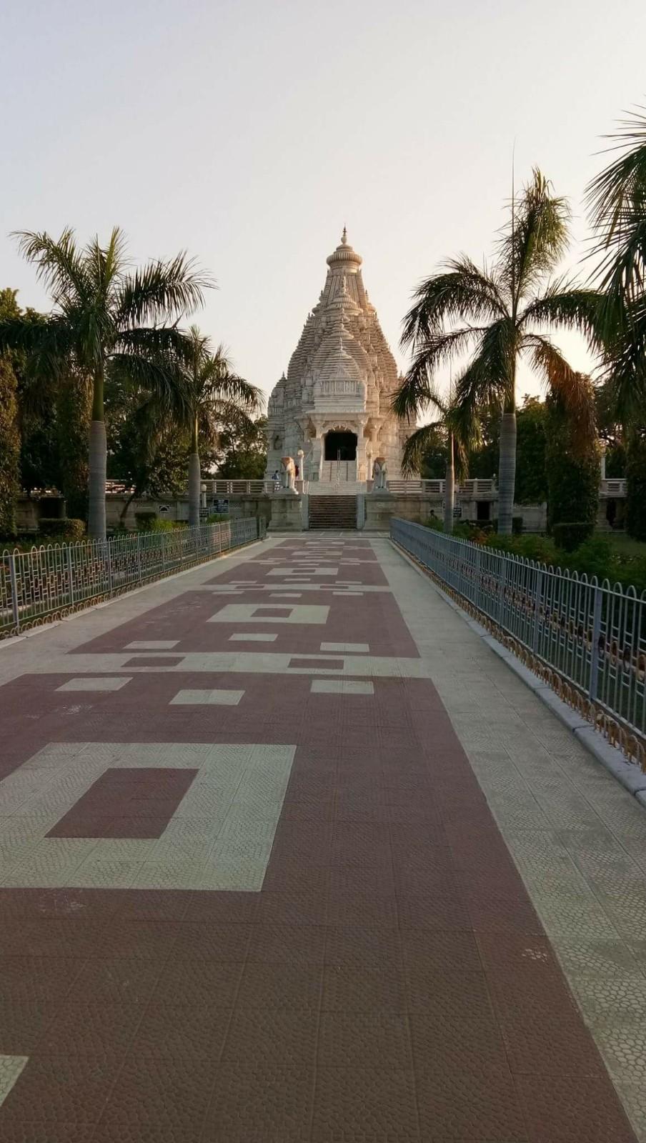 Saraswati Temple inside the campus of BITS, Pilani,India