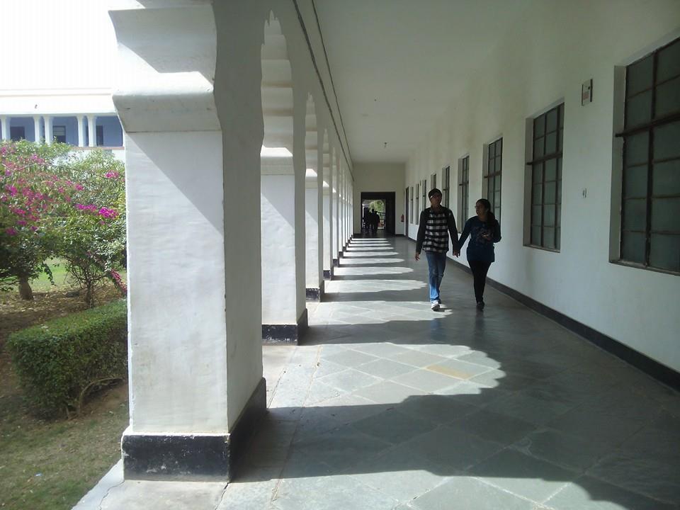 BITS, Pilani Institute building, India