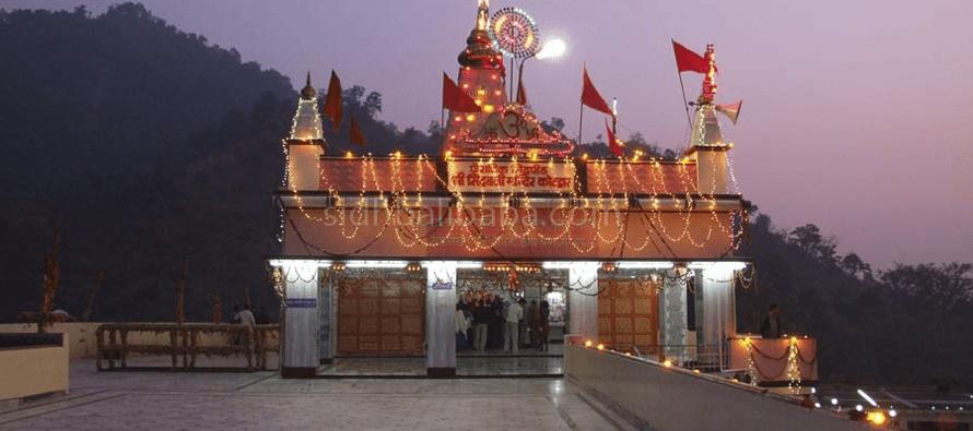 Siddhabali Temple, Kotdwar, Uttarakhand, India