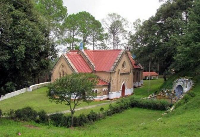 Church, Ranikhet, India