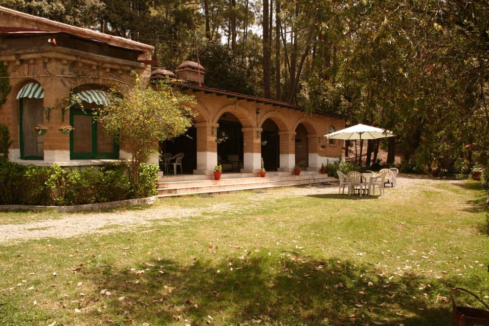 West View hotel, Ranikhet, India