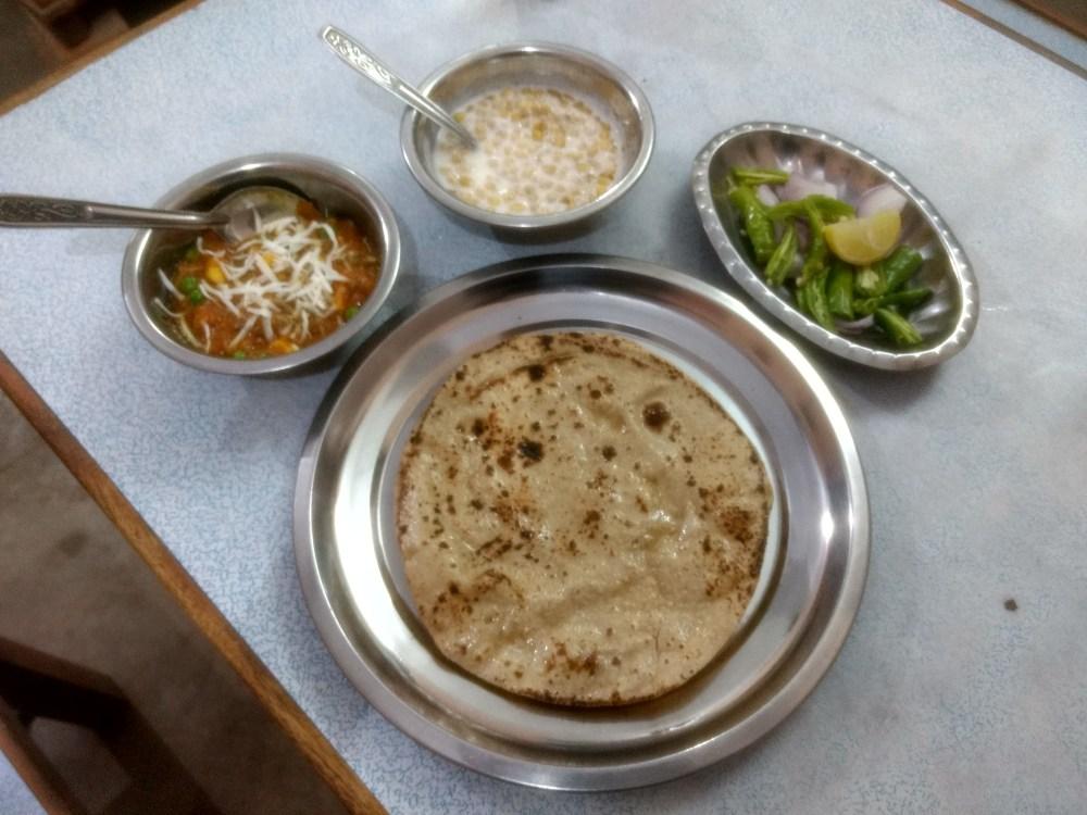 Mahavir's restaurant, BITS, Pilani, India