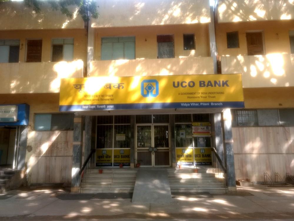 BITS, Pilani campus, India. Bank.