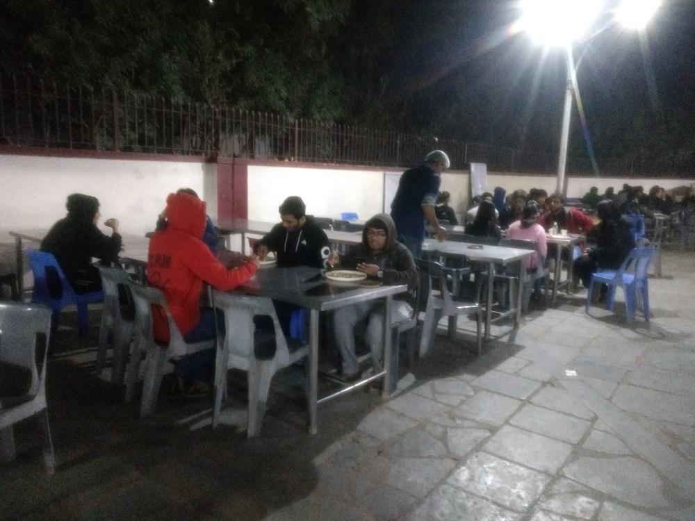 BITS, Pilani, India. All Night Canteen