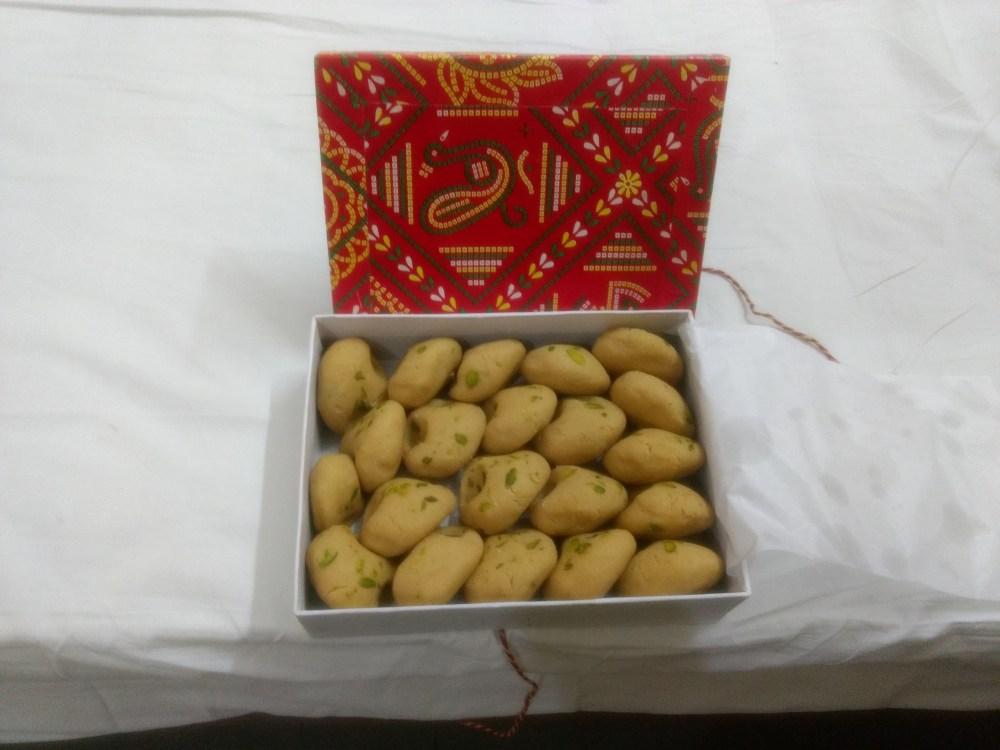 BITS, Pilani, India. Pilani famous for it's Pedas