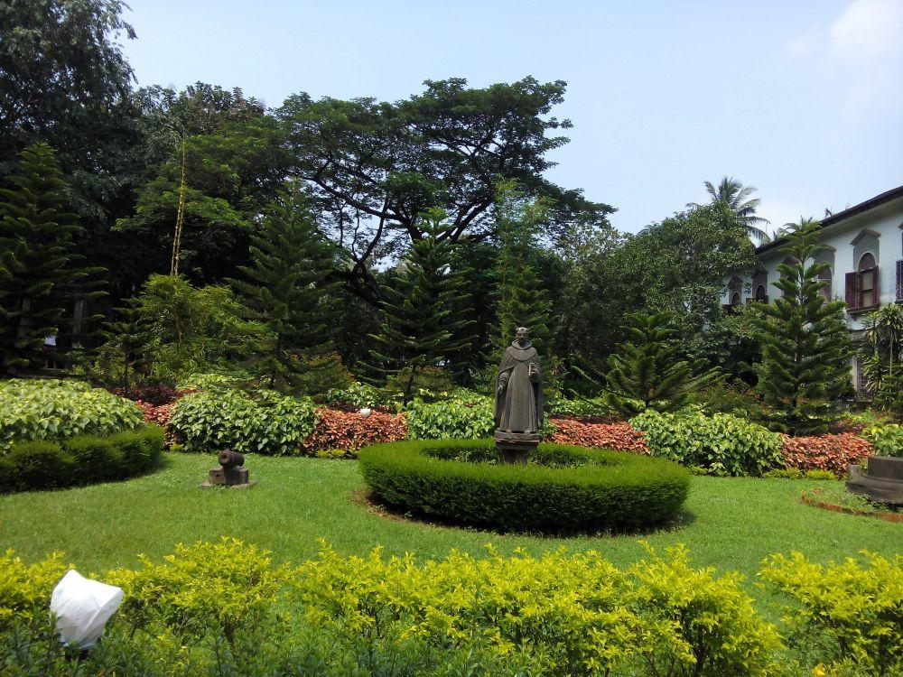 St. Cajetan Church, Goa, India